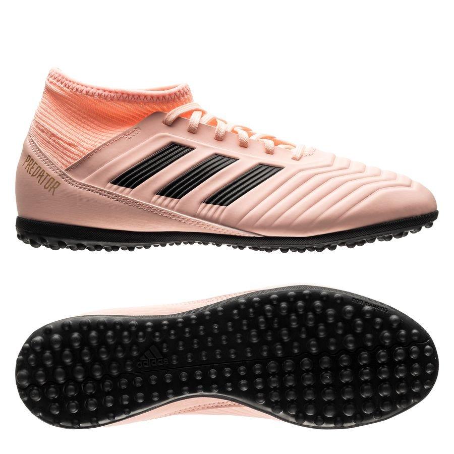 5c2b370b3c45 adidas predator tango 18.3 tf spectral mode - trace pink kids - football  boots ...