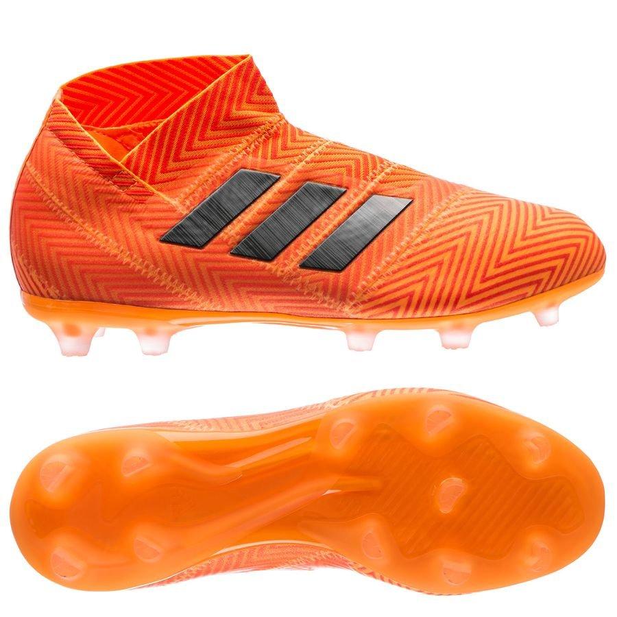 adidas Nemeziz 18+ Orange Græs (FG)