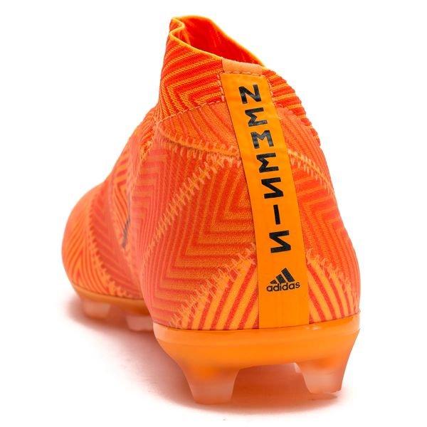 Adidas Nemeziz 18,3 Fg / Ag Mode Énergie - Les Enfants Orange / Noir