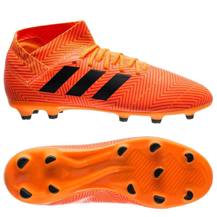 adidas Nemeziz 18.3 Orange Græs (FG)