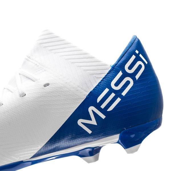 26a1a0e7e adidas Nemeziz Messi 18.3 FG/AG Team Mode - Footwear White/Core Black/