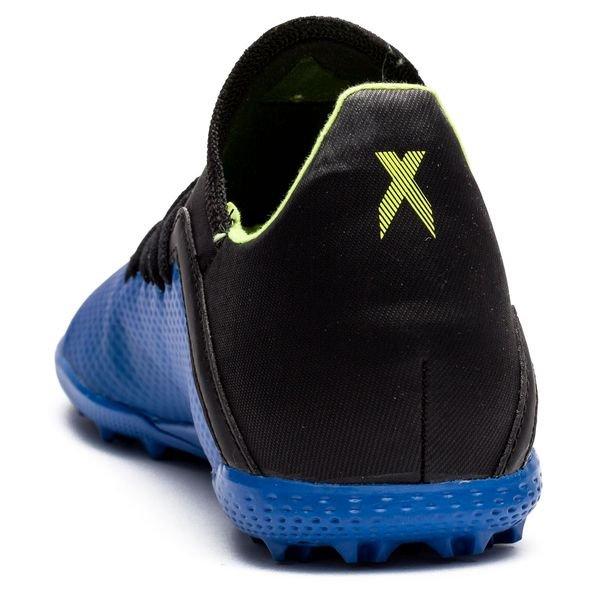 Adidas Tango X 18,3 Mode Énergie Tf - Enfants Bleu / Jaune