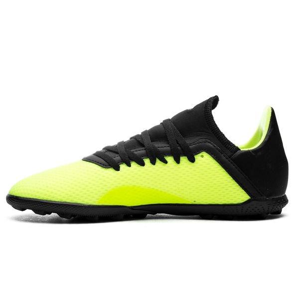 size 40 a0cc9 c843c ... adidas x tango 18.3 tf team mode - gul svart barn - fotbollsskor ...