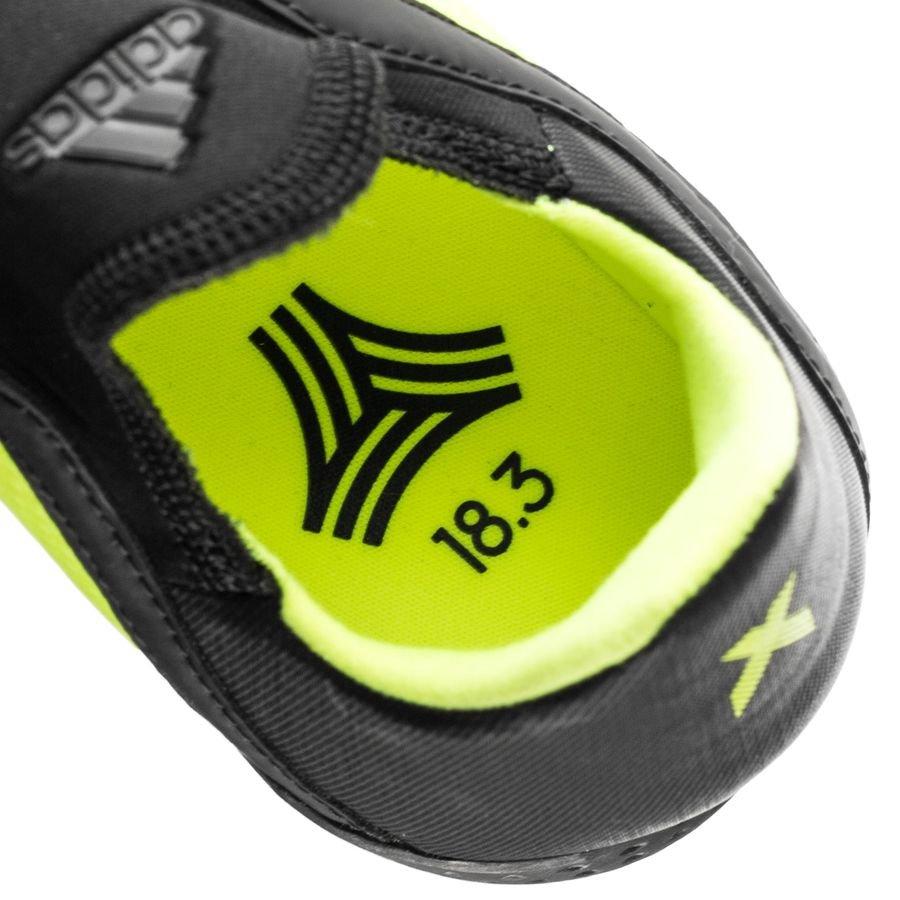 best website a5240 82725 adidas x tango 18.3 tf team mode - gul svart barn - fotbollsskor