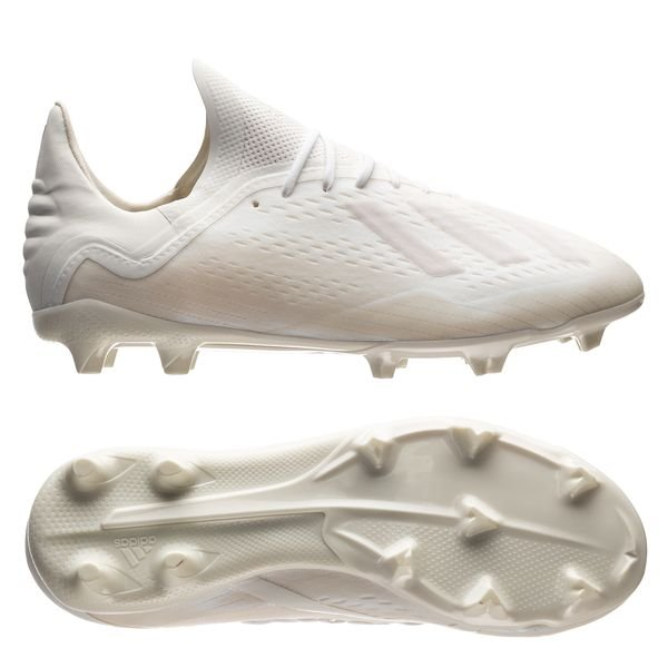 brand new 4ec18 a7ac9 adidas X 18.1 FG AG Spectral Mode - Off White Kids   www ...