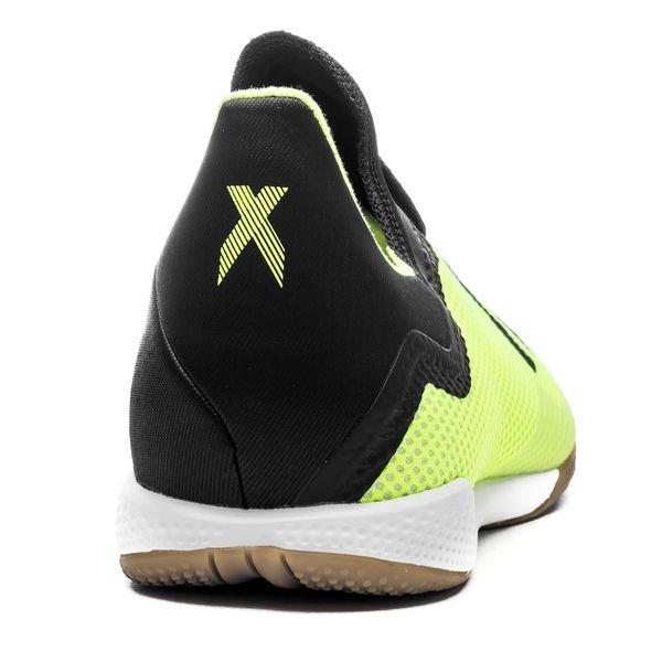 6be1e6573 adidas X Tango 18.3 IN Team Mode - Solar Yellow Core Black Footwear White