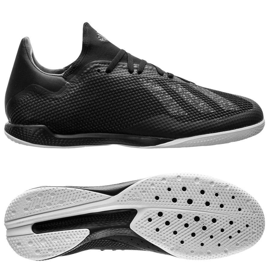 1b41c98c8db adidas X Tango 18.3 IN Shadow Mode - Zwart/Wit | www.unisportstore.nl
