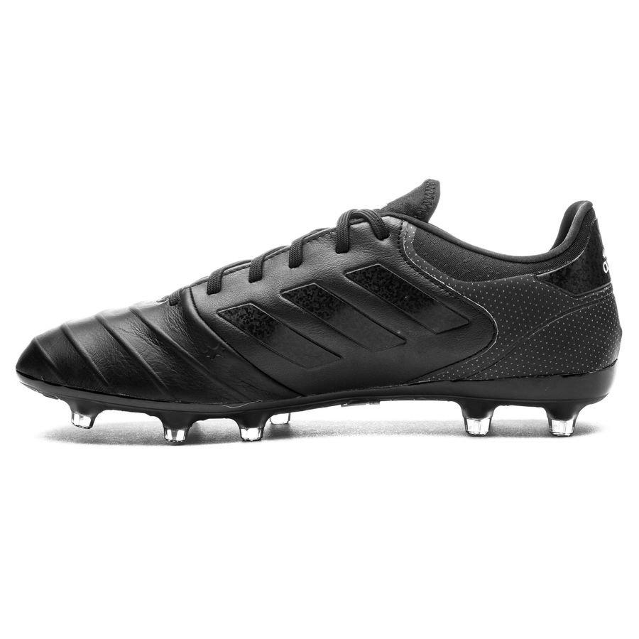 db2445 Adidas Copa 18.2 FG CUIR CHAUSSURES DE FOOT NOIR//BLANC//NOIR