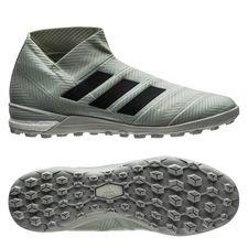 adidas Nemeziz Tango 18+ TF Spectral Mode - Sølv/Sort/Hvid