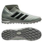 adidas Nemeziz Tango 18+ TF Boost Spectral Mode - Silber/Schwarz/Weiß