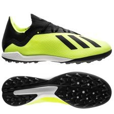 adidas Tango X 18.3 TF Team Mode - Geel/Zwart/Wit