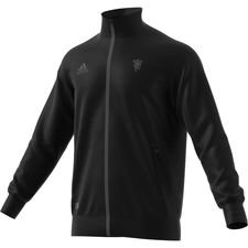 Manchester United Track Top Seasonal Special - Svart