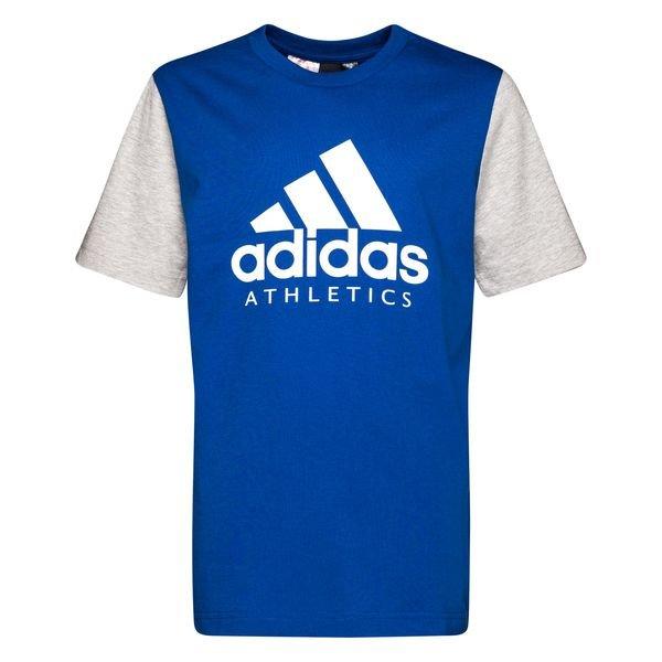 adidas T Skjorte SID GråSort | unisportstore.no