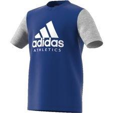 Image of   adidas T-Shirt SID - Blå/Grå Børn