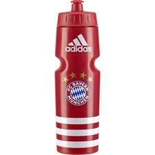 Bayern München Vattenflaska - Röd/Vit