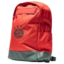 bayern münchen rygsæk - rød/sort - tasker