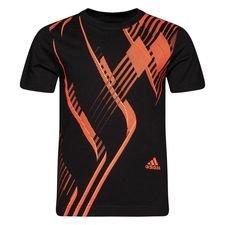 Image of   adidas T-Shirt Predator - Sort/Rød Børn
