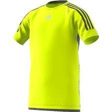 Image of   adidas Trænings T-Shirt Predator - Gul/Grå Børn