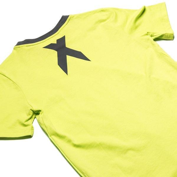 parhaat tarjoukset tukkukauppa uskomaton valinta adidas T-paita X - Keltainen Lapset
