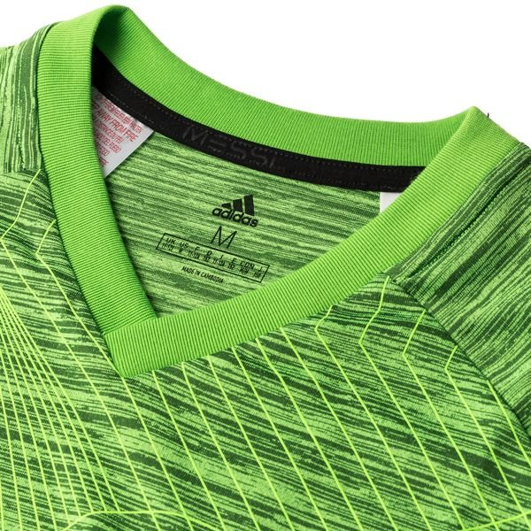 45b913d8569e6 ... adidas t-shirt messi - vert enfant - t-shirts ...
