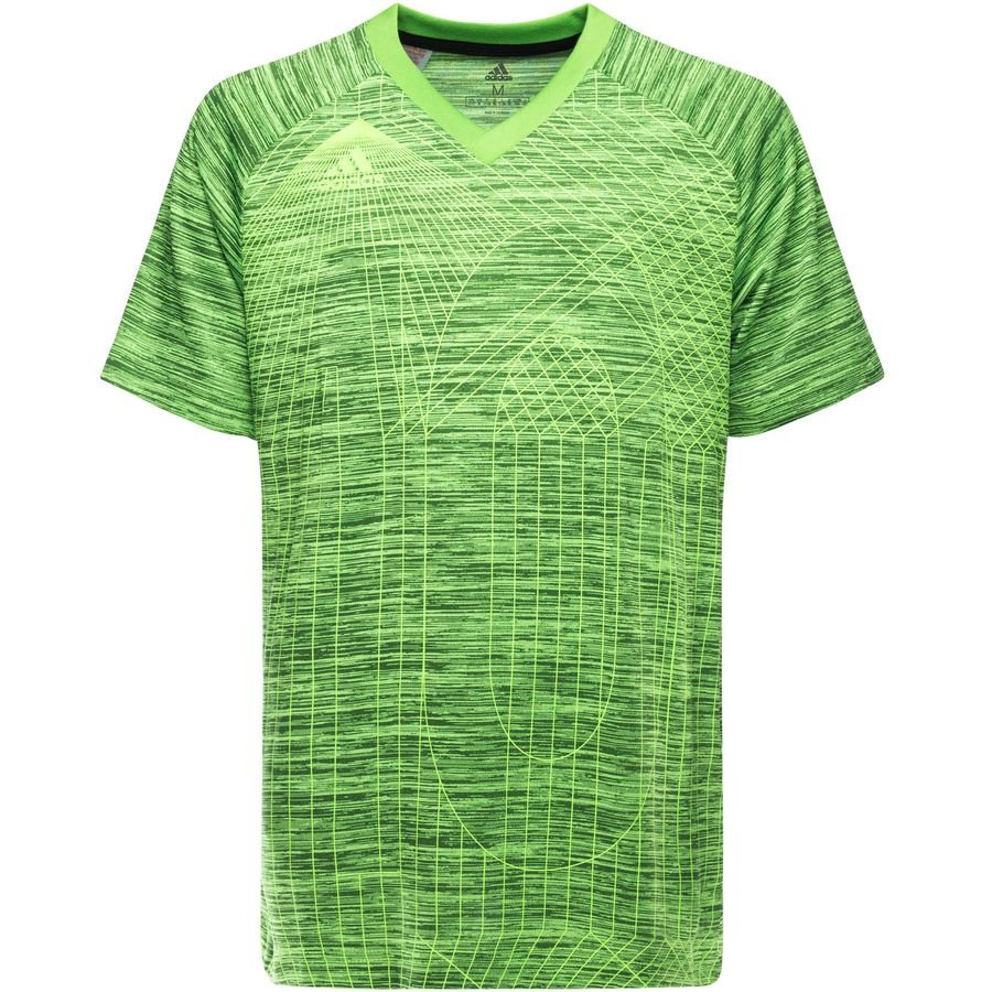 adidas T-Shirt Messi - Vert Enfant