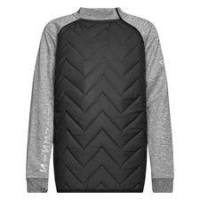 Image of   adidas Sweatshirt Nemeziz Padded - Sort/Sølv Børn