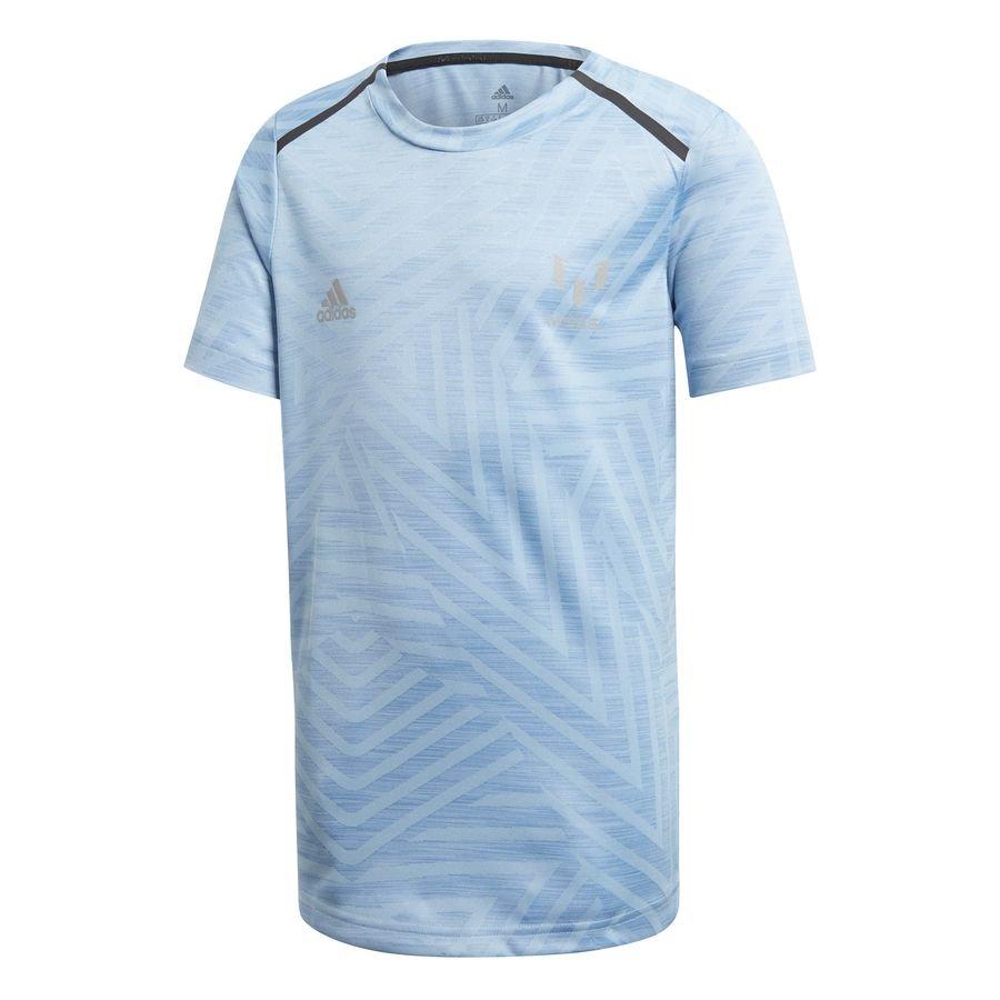 adidas T-shirt d'Entraînement Messi Icon - Bleu Enfant