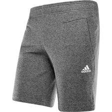 adidas stadium shorts - grå børn - træningsshorts