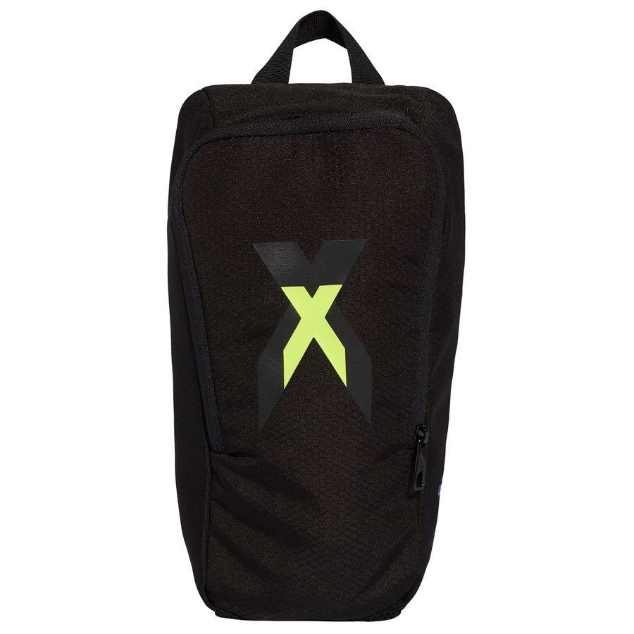 f1eb500628df adidas shoe bag icon x - black solar yellow - bags ...