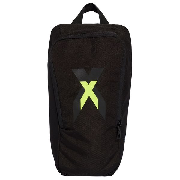 adidas Sac à Chaussures Icon X - Noir/Jaune