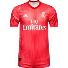 Real Madrid 3. Trøje 2018/19 Authentic Parley