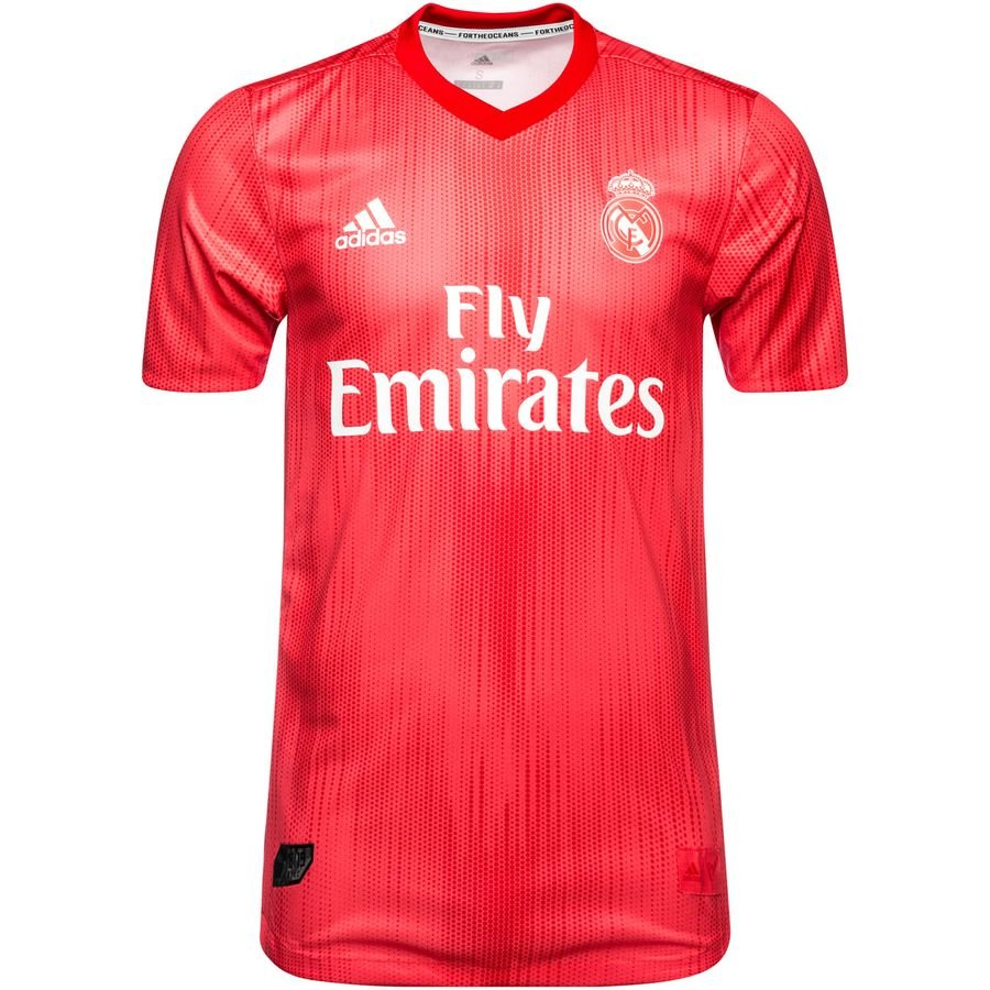 Real Madrid 3. Trøje 2018/19 Authentic