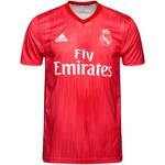 Real Madrid Troisième Maillot 2018/19 Parley