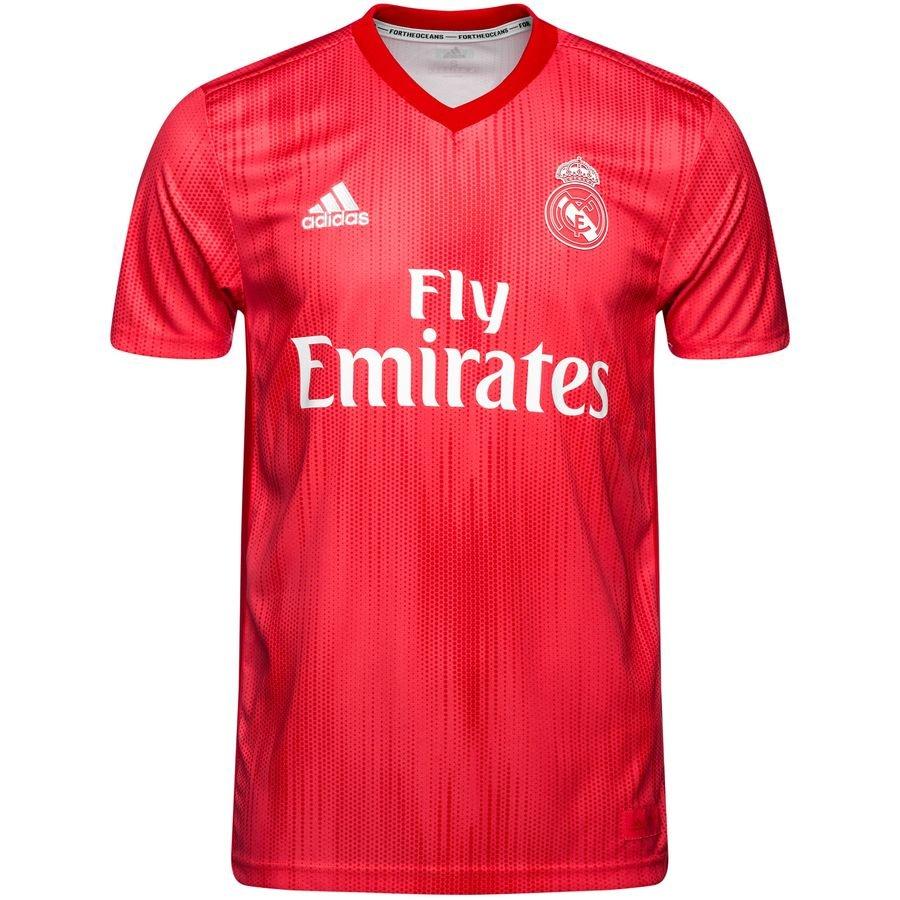 Real Madrid 3. Trøje 2018/19