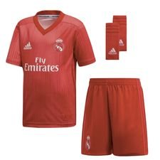 Real Madrid Tredjeställ 2018/19 Mini-Kit Parley Barn