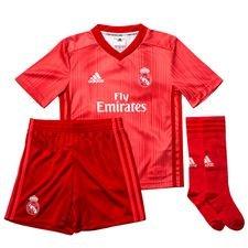 Real Madrid Tredjeställ 2018/19 Mini-Kit Parley Barn