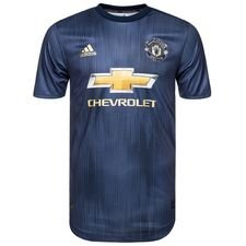 Manchester United Tredjetröja 2018/19 Authentic Parley