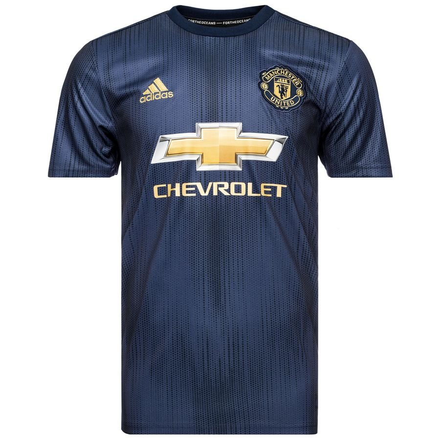 Manchester United 3ème Maillot 2018/19 Parley