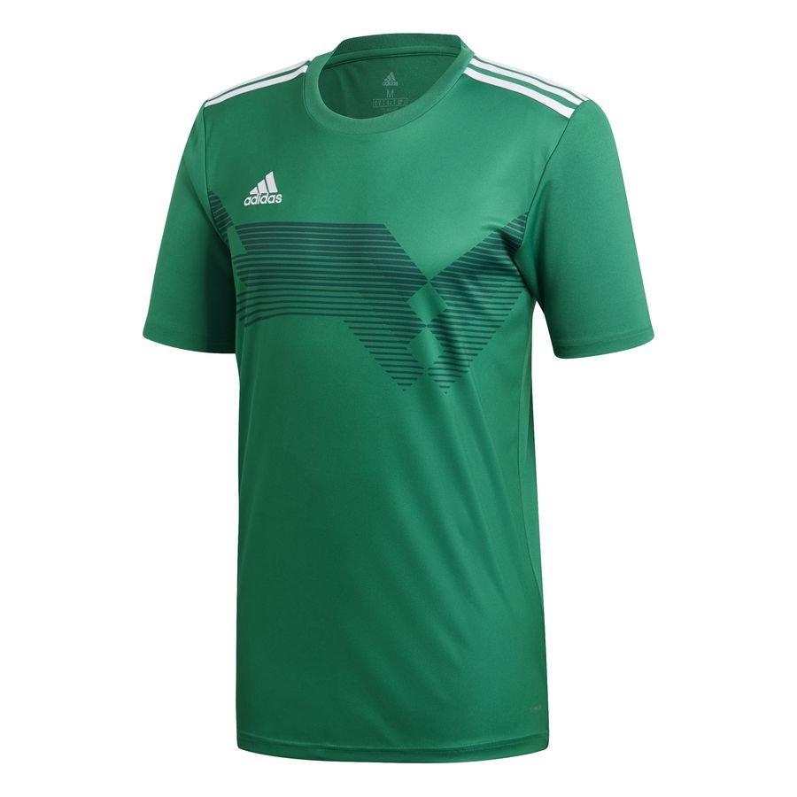 adidas Spilletrøje Campeon 19 - Grøn/Hvid thumbnail
