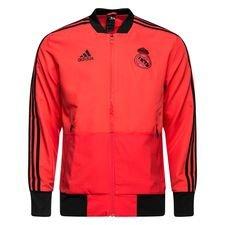 Real Madrid Jacka Presentation UCL - Röd/Svart