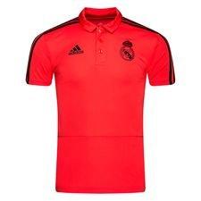 Real Madrid Piké UCL - Röd