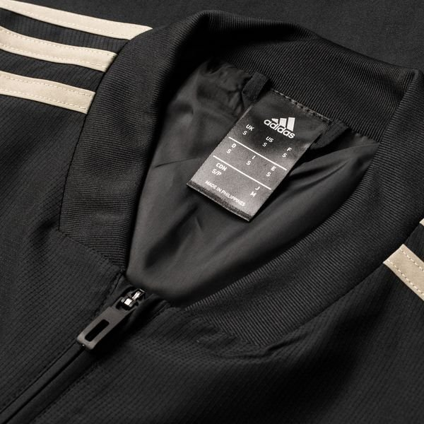 Juventus Veste Presentation Noir