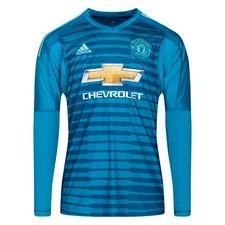 Manchester United Målvaktströja Borta 2018/19