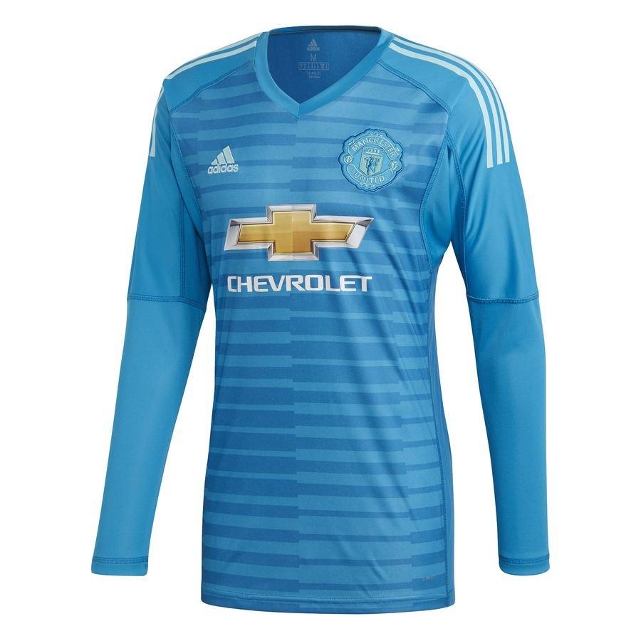 9636c8b02ca5c adidas Manchester United Mens LS Goalkeeper Away Shirt 2018/19 | DT6011 |  FOOTY.COM