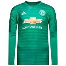 Manchester United Målvaktströja Hemma 2018/19 Barn