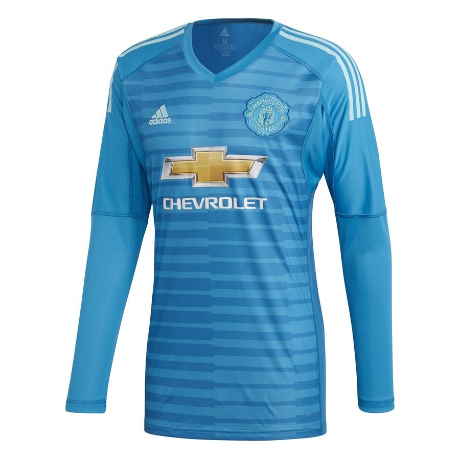 manchester united goalkeeper shirt away 2018 19 kids - football shirts ... 0f7fa0039