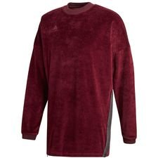 adidas Sweat-Shirt Paul Pogba - Bordeaux PRÉ-COMMANDE