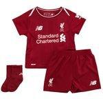 Liverpool Thuisshirt 2018/19 Mini-kit Kinderen