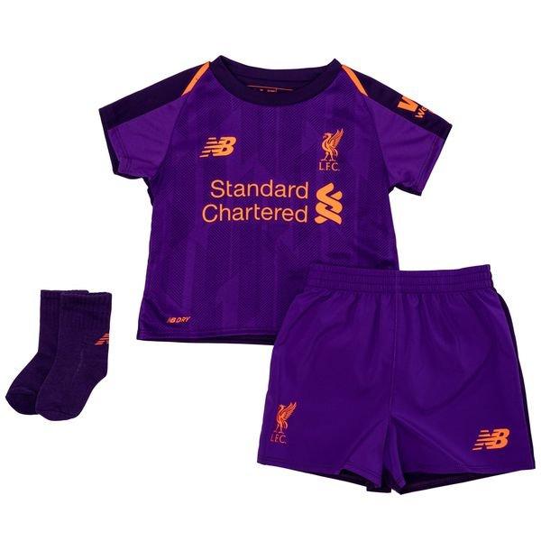 buy popular 93161 2c853 Liverpool Away Shirt 2018/19 Baby-Kit Kids