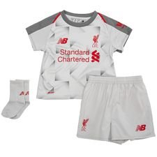Liverpool 3:e Tröja 2018/19 Mini-Kit Barn